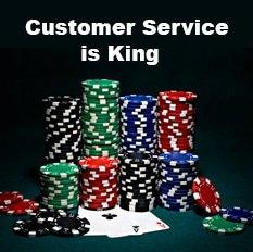 blackjacktwo.com Customer Service is King