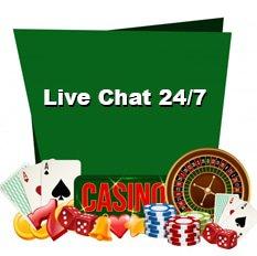 Live Chat 24/7 blackjacktwo.com